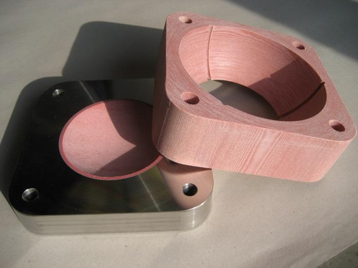 composite bearings pivot Eternum D-Glide Crapaudine