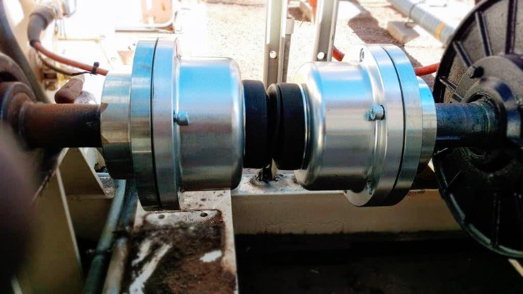 Accouplements ATEX TCAE Thompson Couplings eternum france pas de lignage laser