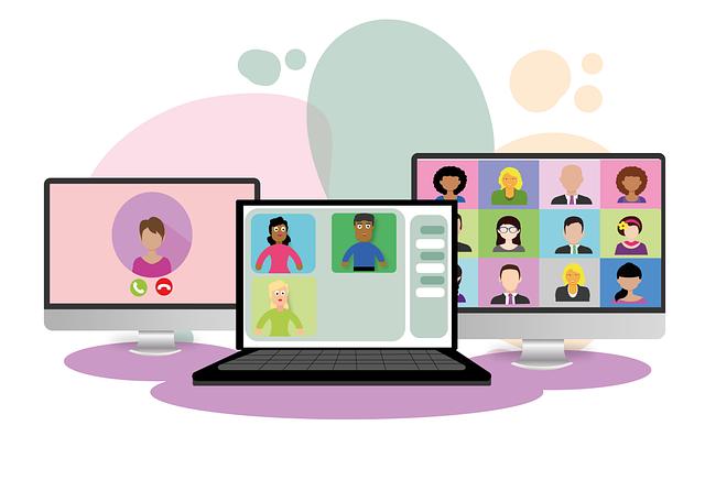 eternum.fr goes online meeting