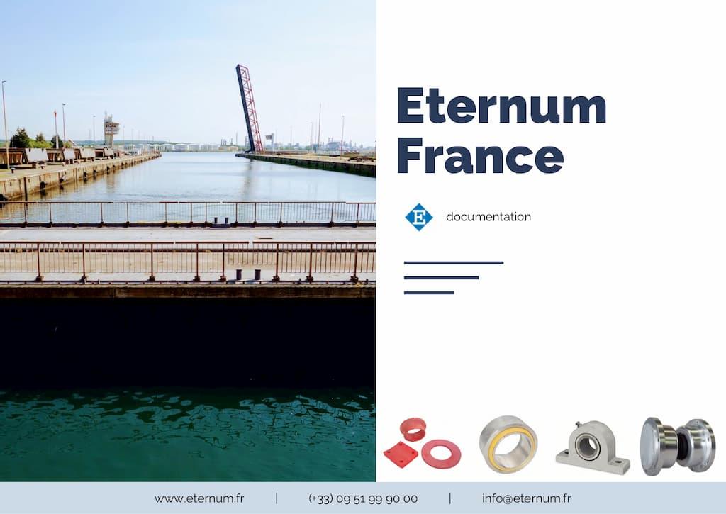 Eternum France brochure PDF documentation technique & commerciale