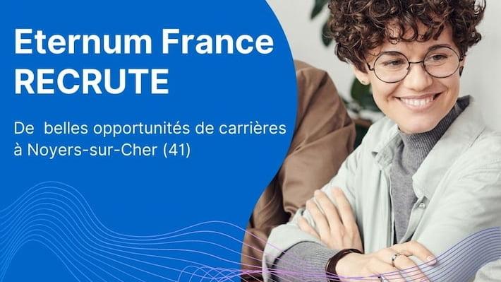 eternum France recrute